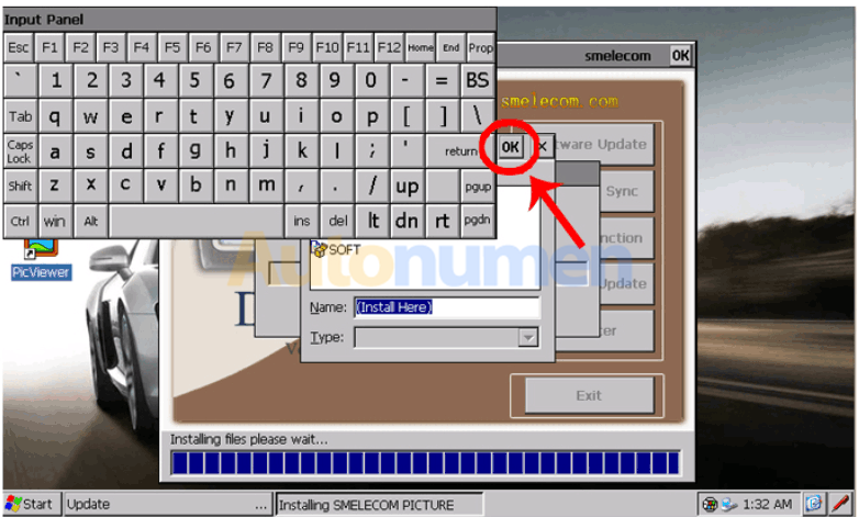 How to solve the problem of insufficient memory in DSP3+ Odometer Correction Tool-3