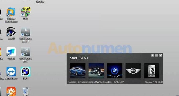 How to active BMW ICOM Next ISTA-P successfully-5
